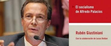 El senador Giustiniani estará en Olavarría