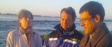 Alvear:El intendente Cellillo entrevistado por medios nacionales