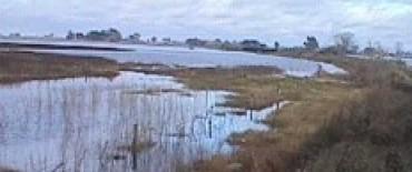 """""""Tenemos un 40 % de los campos bajo agua, y se esperan más"""""""