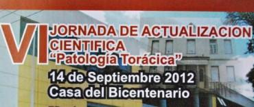 """Se realizan las VI Jornadas de Actualización Científica """"Patología Torácica"""""""
