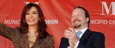 Cristina propuso a Sabbatella para controlar a los medios