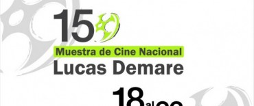 """Comienza la 15º Muestra de Cine Nacional """"Lucas Demare"""""""