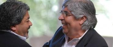 Gerardo Martínez confirmó que aún hay charlas con Moyano para unir la CGT