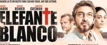 """Sin Susú, la """"Lucas Demare"""" cierra el domingo """"Elefante Blanco"""" en función trasnoche"""