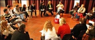 Autoridades provinciales de los Juegos BA 2012 llegaron a Olavarría