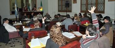 Sesiona este jueves el Honorable Concejo Deliberante
