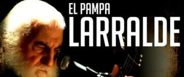 José Larralde llega a Olavarría