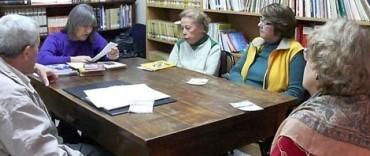 "Reunión del Grupo de Lectura ""Escritores de Olavarría"""
