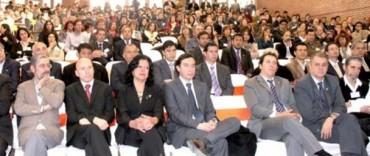 Olavarría en el Equipo Coordinador de la Comisión de Infraestructura de Datos Espaciales de la República Argentina