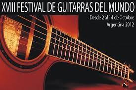 El XVIII Festival Guitarras del Mundo en el Teatro Municipal
