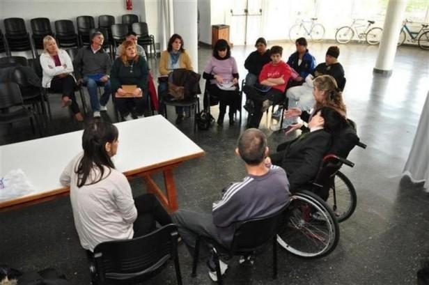 """Finalizó el primer taller de """"Orientación al mundo laboral para trabajadores con Discapacidad"""""""