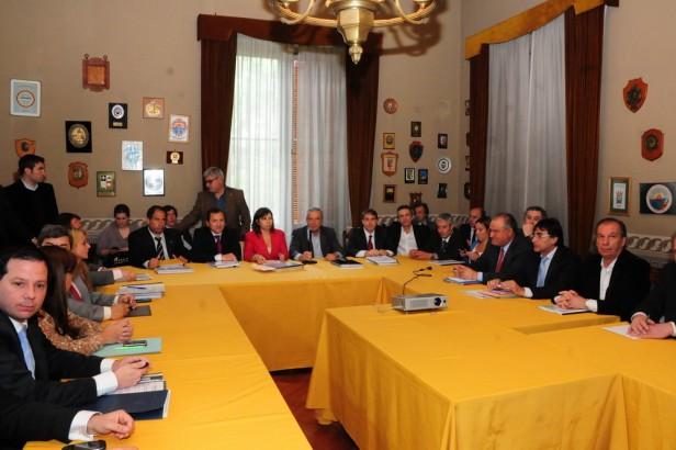 Plenario en diputados para avanzar con el tratamiento del presupuesto 2013