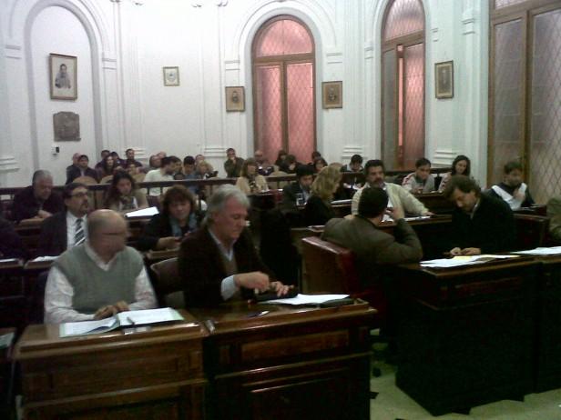 Sesiona el Honorable Concejo Deliberante