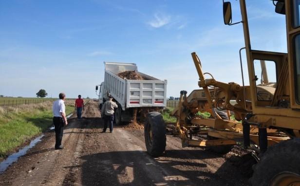El Gobierno Municipal iniciará obras en caminos rurales