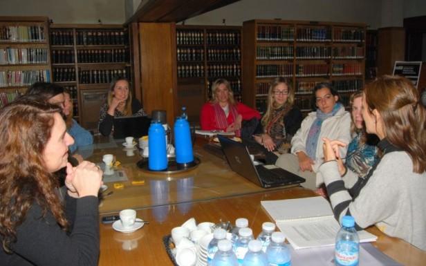 Con éxito está funcionando el Instituto de Mediación departamental judicial Azul