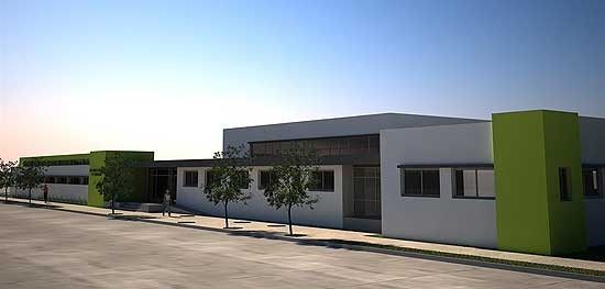 """Apertura de ofertas para la """"Construcción de Servicio Territorial Nº 4"""""""