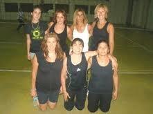 1ra. Copa de Maxivoleybol femenino