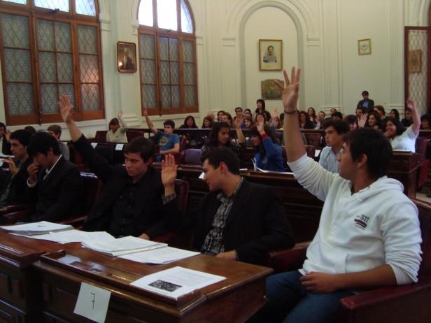 Se eligieron las autoridades del Concejo Deliberante Estudiantil