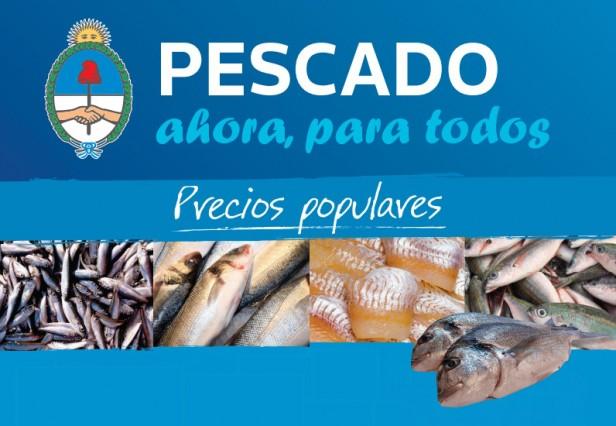 Azul: este lunes llega Pescado para Todos
