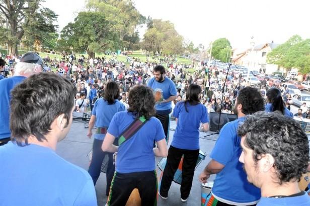 """Las Callejeadas de Olavarría preparan el 3º Encuentro """"Se vos mismo"""""""