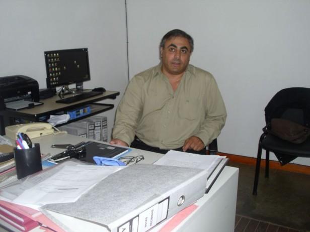 Daniel Salomón asumió al frente del AFSCA Zona Centro