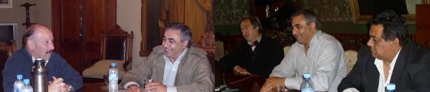 Comenzaron las reuniones del Coordinador Regional de AFSCA