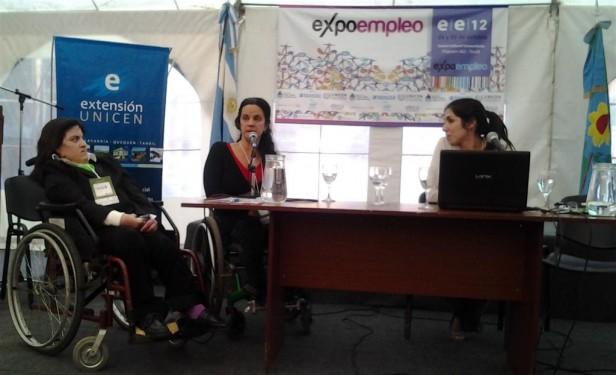 """Olavarría en la """"Expo Empleo"""" en Tandil"""