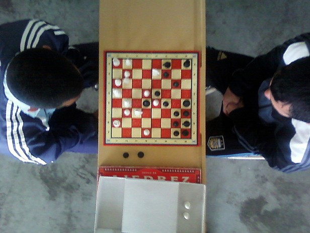 Torneo de ajedrez en la Unidad Nº 38