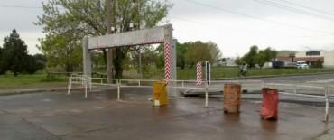 Puente de la Sarmiento: no se conoce la fecha en que se retirará la viga