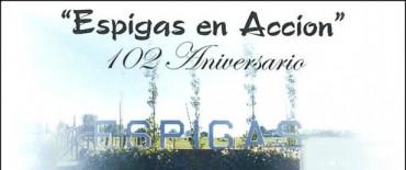 Festejos por el 102º Aniversario de Espigas