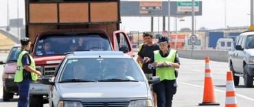 Rutas: el Gobierno intensificará operativos viales