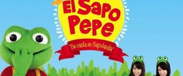 """""""El Sapo Pepe"""" en el Teatro Municipal"""