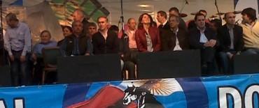 Se realizó la inauguración oficial de la Expo 2012