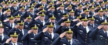 """""""La agremiación de Fuerzas de Seguridad es tema polémico"""""""