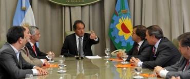 Scioli creó comisión para prevenir tortura en lugares de encierro