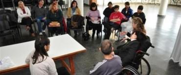 """Segundo taller de """"Orientación al mundo laboral para trabajadores con Discapacidad"""""""
