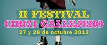 Se viene el 2º Festival de Circo Callejero