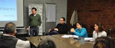Se llevó a cabo  una nueva reunión de la Mesa Industrial