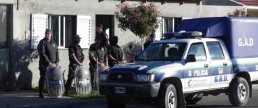 Policiales: Día de allanamientos, entrega de prófugo y detenido