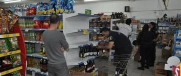 El Gobierno Municipal clausuró un nuevo comercio por venta de alcohol fuera del horario de la Ley