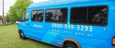 El RENAR móvil ya está instalado en Olavarría