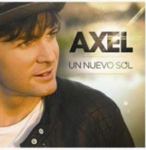 """Axel presenta """"Un nuevo sol"""" en el Teatro Municipal"""
