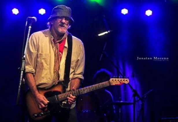 El jueves llega Gustavo Bazterrica y será reconocido como pionero del rock nacional