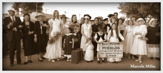 Los Museos Municipales de los Pueblos en el Aniversario de Loma Negra