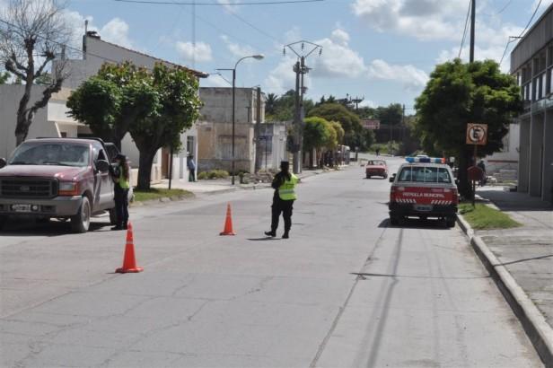 Control Municipal labró 85 actas de infracción en 3 días