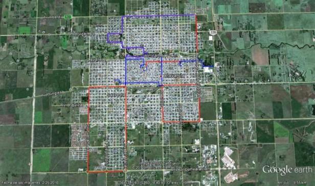 El Municipio invertirá más de 2 millones en cámaras de seguridad y tendido de fibra óptica para el 2013