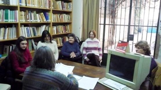 Cierre del año del grupo de lectura Escritores de Olavarría