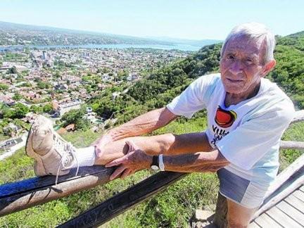 "Isidro Gelpi: un ""superabuelo"""