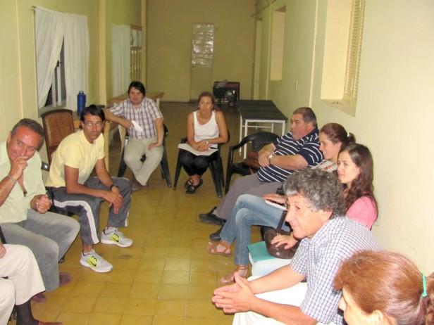 Azul: Una nueva cooperativa de trabajo se suma a la construcción del barrio San Martín de Porres