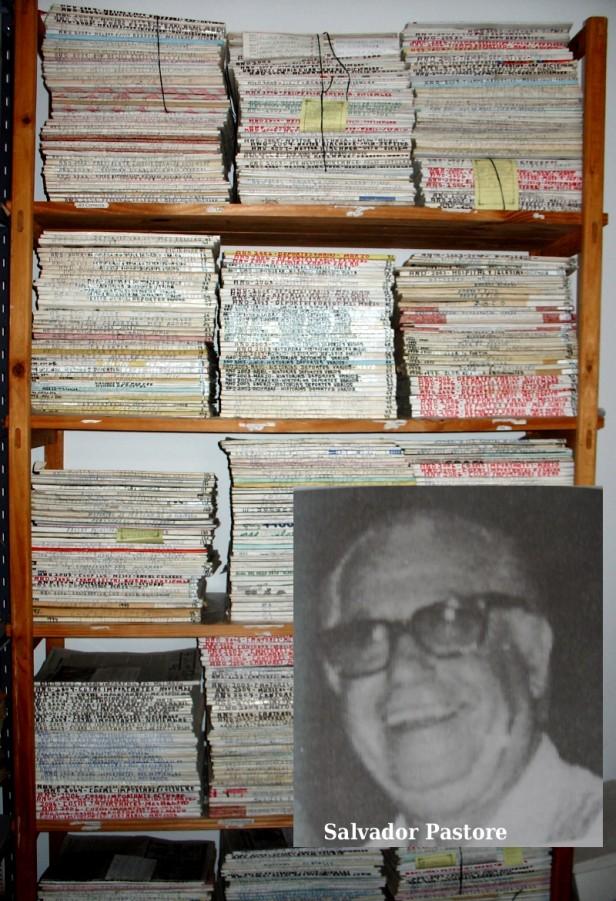 Donación diarios al Archivo Municipal